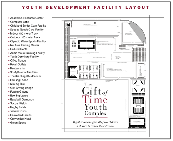 GOT: youth development facility layout